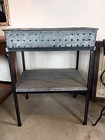 Item # Industrial Table 19